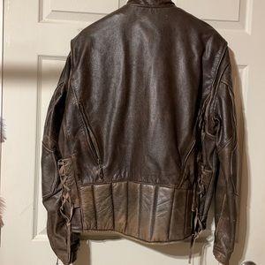 VTG leather jacket